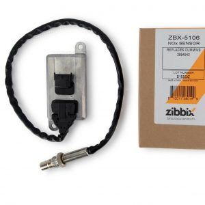 Zibbix ZBX-5106 NOx Nitrogen Oxide Sensor For Cummins