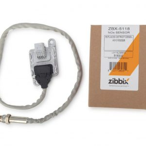 Zibbix ZBX-5118 NOx Nitrogen Oxide Sensor Outlet For DD13 DD15 DD16 Detroit Diesel