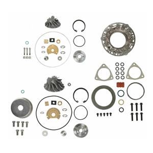 V2S Combo Turbo Rebuild Kit Cast Vane For 08-10 6.4L Ford Powerstroke Diesel