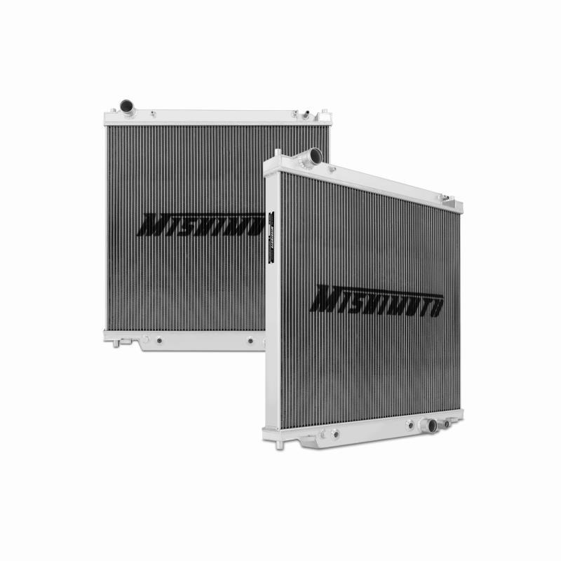 Mishimoto MMRAD-F2D-99 Aluminum Radiator for 99.5-03 7.3L Ford Powerstroke