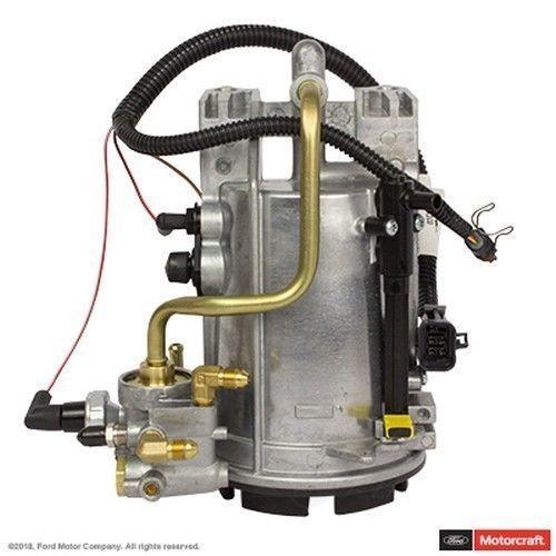 motorcraft f6tz-9155-ab fuel filter housing element for 7 3l
