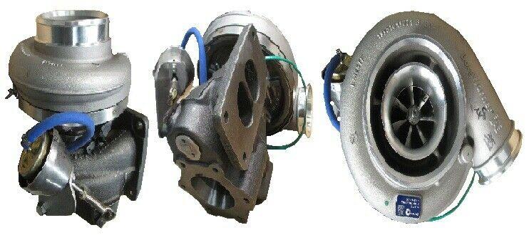BorgWarner Turbocharger for 01-12 Mercedes MBE471