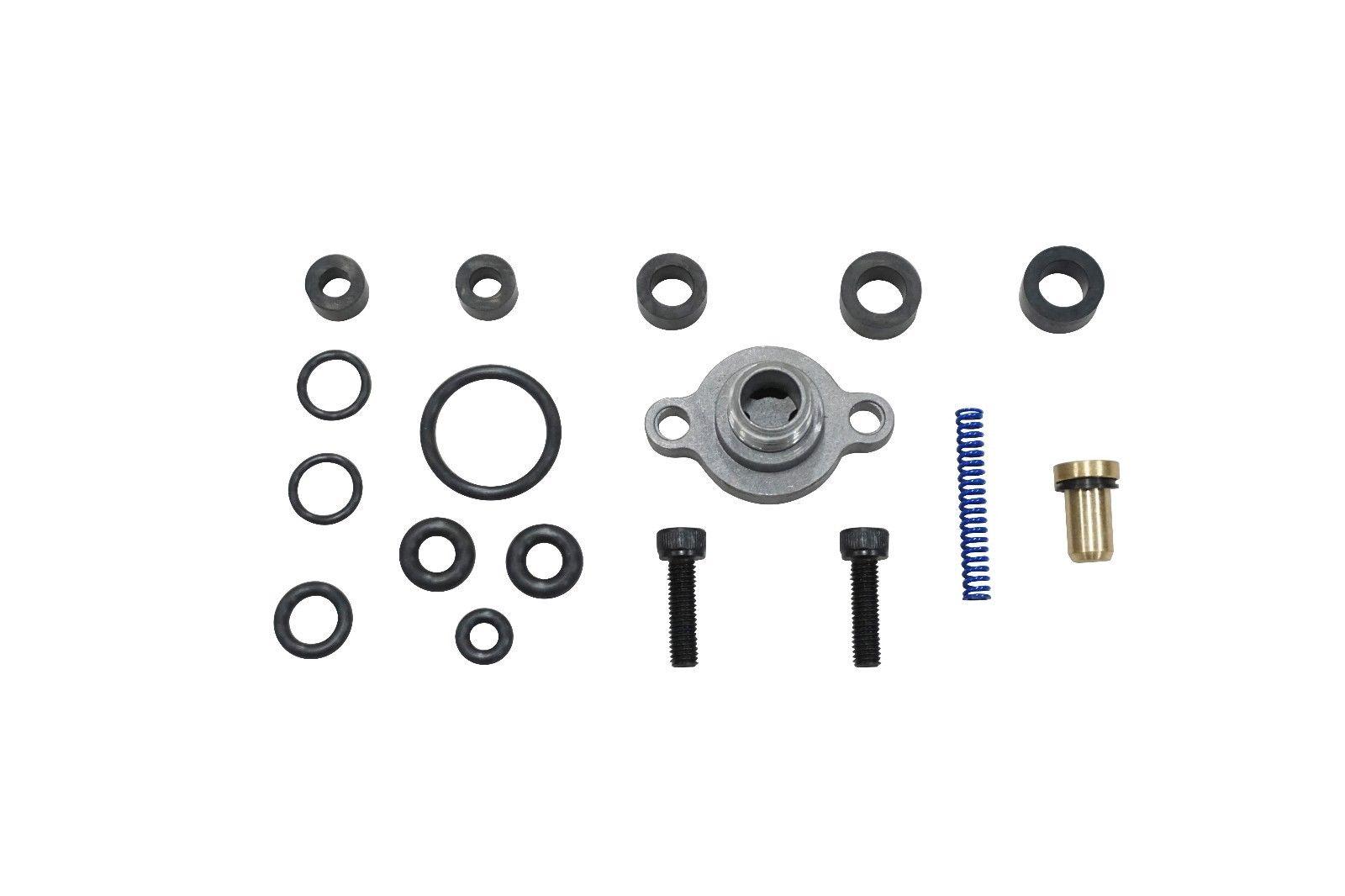 7 3l fuel pressure regulator with upgraded blue spring kit