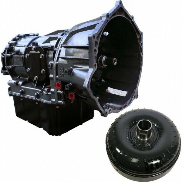 BD Diesel 48RE Transmission + Converter Pack for 2WD 03-Early 04 5.9L Cummins 24V