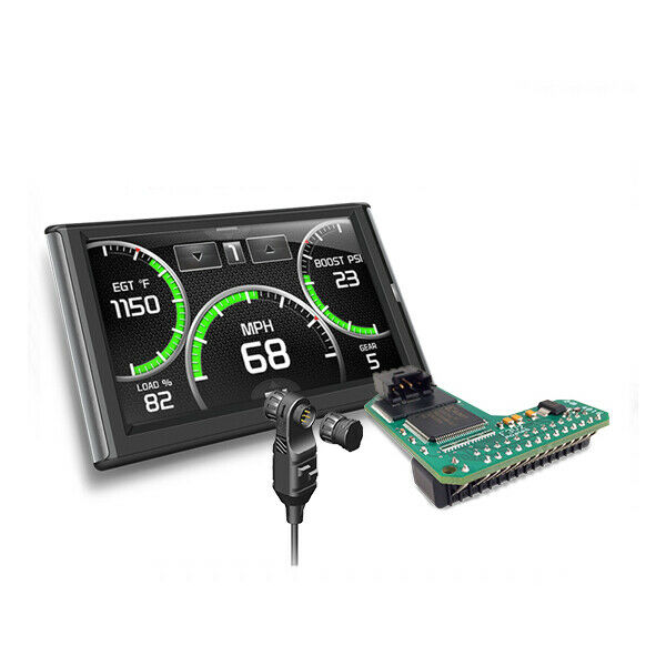 Edge Products EP14107 Revolver And Insight CTS2 Performance Kit for 01 7.3L Ford Powerstroke Manual