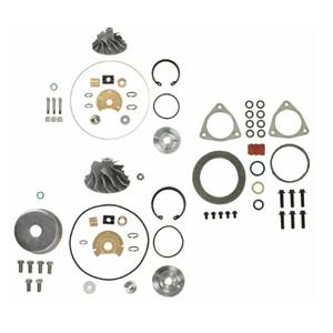 V2S Combo Turbo Rebuild Kit Cast For 08-10 6.4L Ford Powerstroke Diesel