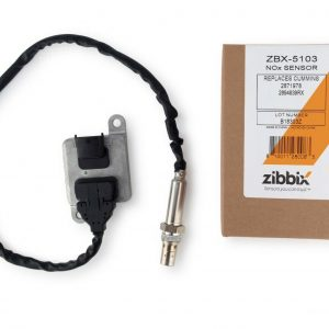 Zibbix ZBX-5103 NOx Nitrogen Oxide Sensor Outlet For 10-12 6.7L 11.9L 15L ISB ISX Cummins