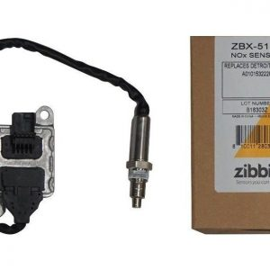 Zibbix ZBX-5117 NOx Nitrogen Oxide Sensor Inlet For DD13 DD15 DD16 Detroit Diesel