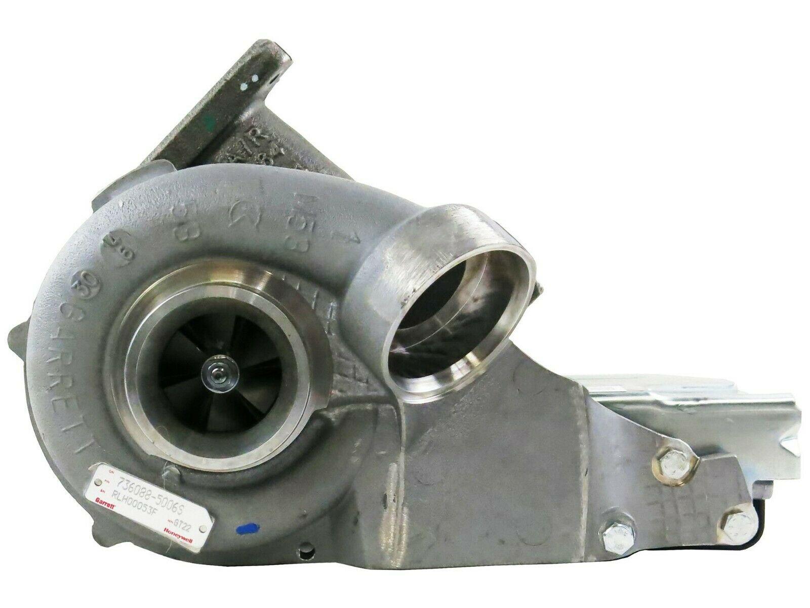 Garrett Turbocharger for 04-06 2.7L Sprinter OM647