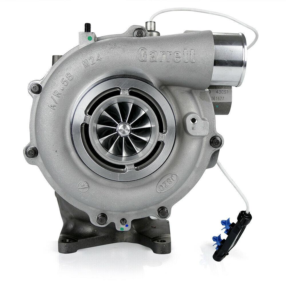 Garrett GT3788VA Turbocharger 11 Blade SL for 04.5-10 6.6L LLY LBZ LMM Duramax