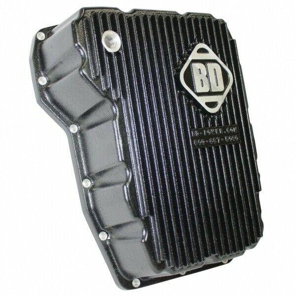 BD Diesel 68RFE Deep Sump Transmission Pan for 07.5-18 6.7L Cummins 24V