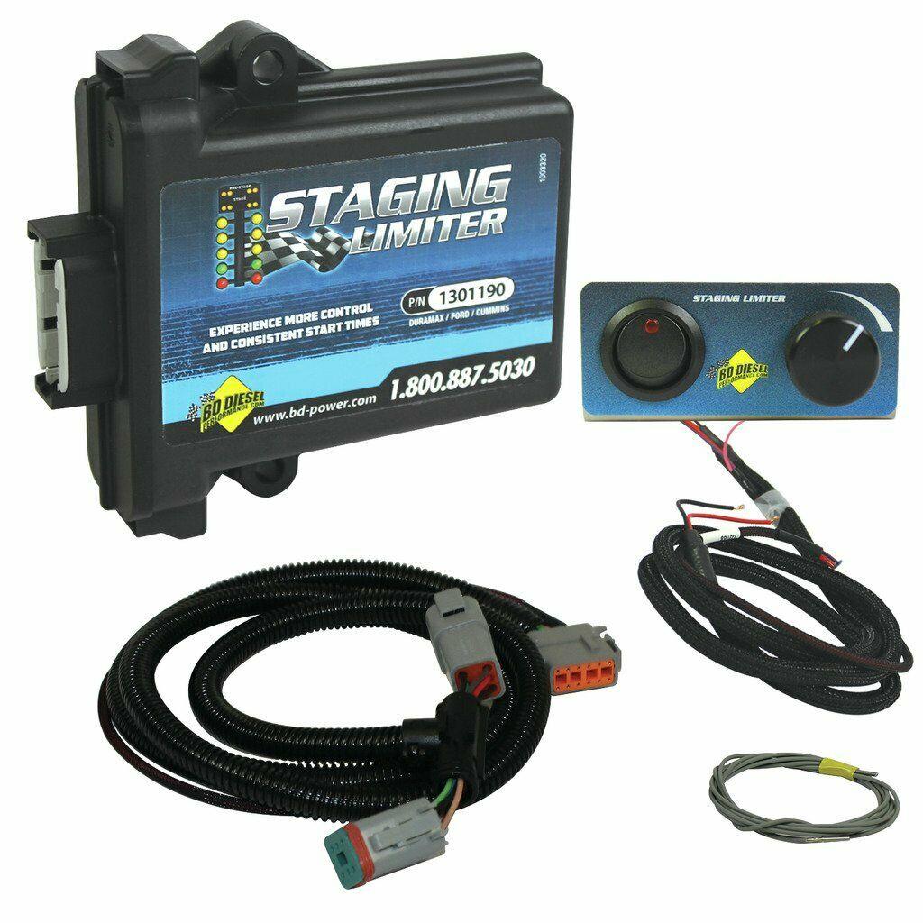 BD Diesel Staging Limiter for 98.5-04 5.9L Dodge Cummins 24V