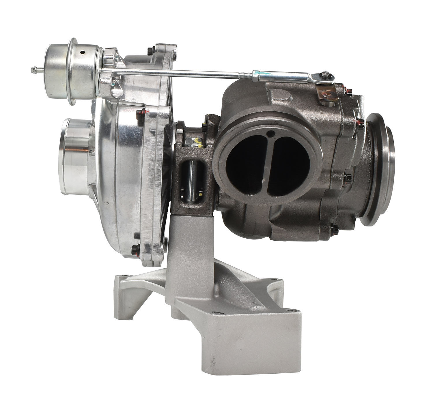 2 3 Turbo Performance Parts: 7.3L GTP38 High Performance Turbocharger 5+5 Billet Wheel
