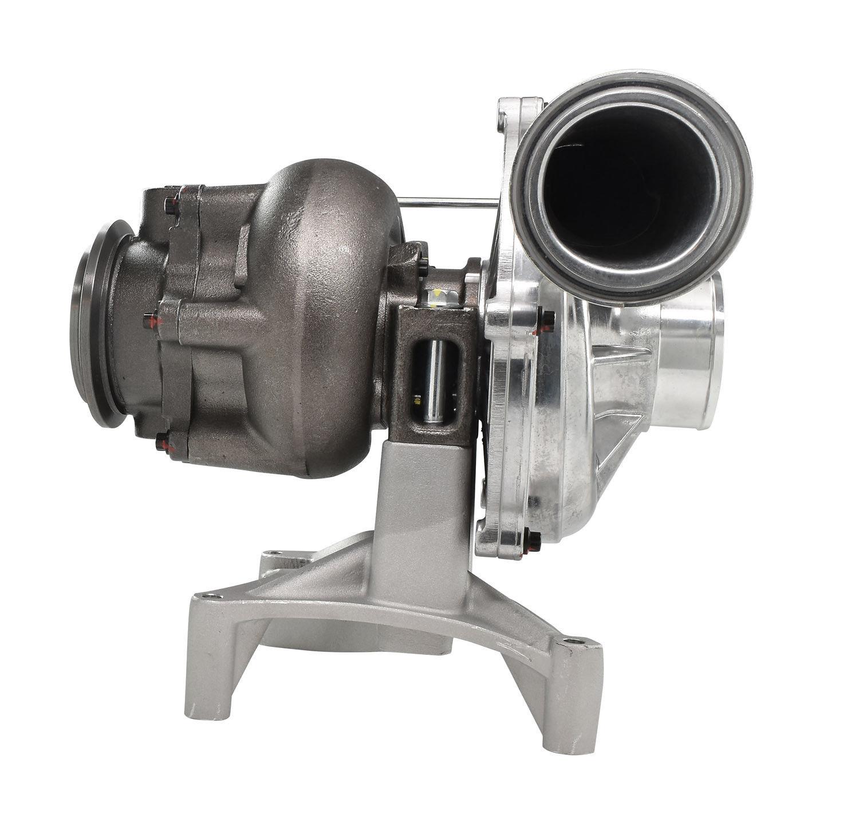Performance Turbochargers: 7.3L GTP38 High Performance Turbocharger 5+5 Billet Wheel
