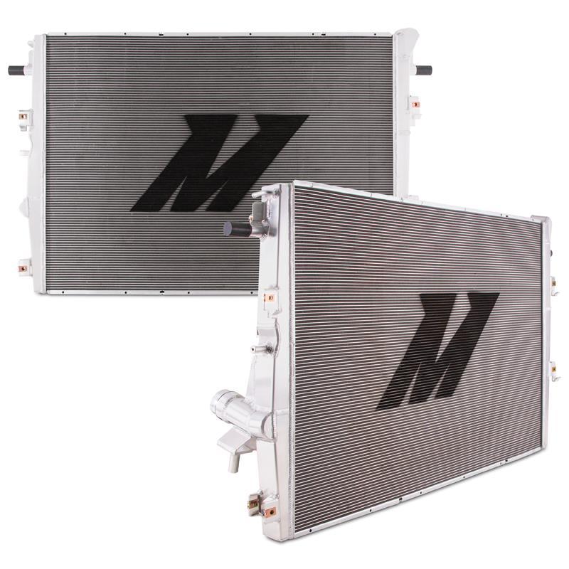 Mishimoto Aluminum Primary Radiator for 17-19 6.7L Powerstroke