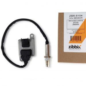 Zibbix ZBX-5104 NOx Nitrogen Oxide Sensor Outlet For 10-12 6.7L 11.9L 15L ISB ISX Cummins Diesel