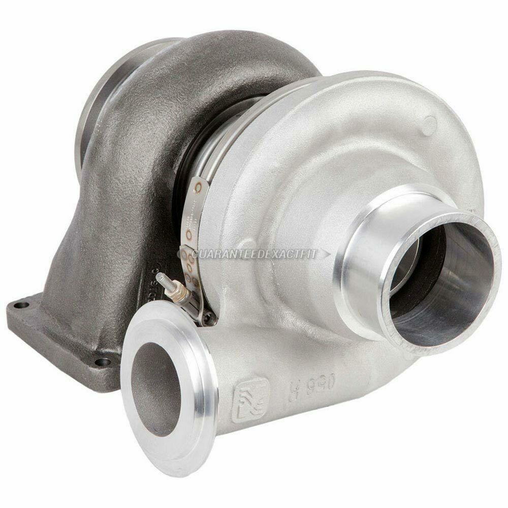 BorgWarner Reman Turbocharger for 01-05 Mack AC410 AC460