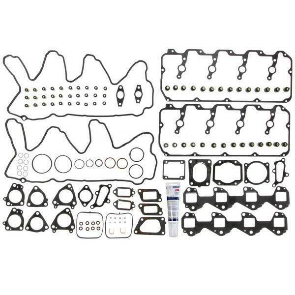 MAHLE Engine Cylinder Head Gasket Set for 11-16 Chevy GMC Duramax