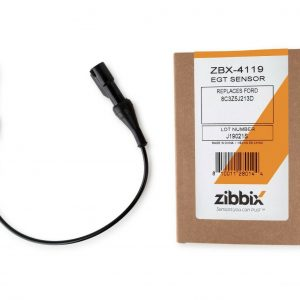 Zibbix ZBX-4119 EGT Exhaust Gas Temperature Sensor DOC DPF 08-10 6.4L Ford Powerstroke Diesel