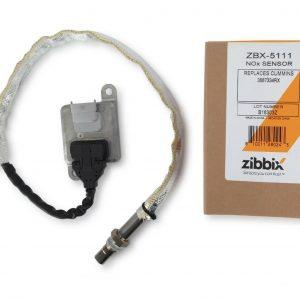 Zibbix ZBX-5111 NOx Nitrogen Oxide Sensor Inlet For 10-12 6.7L Blue Bird QSB Cummins