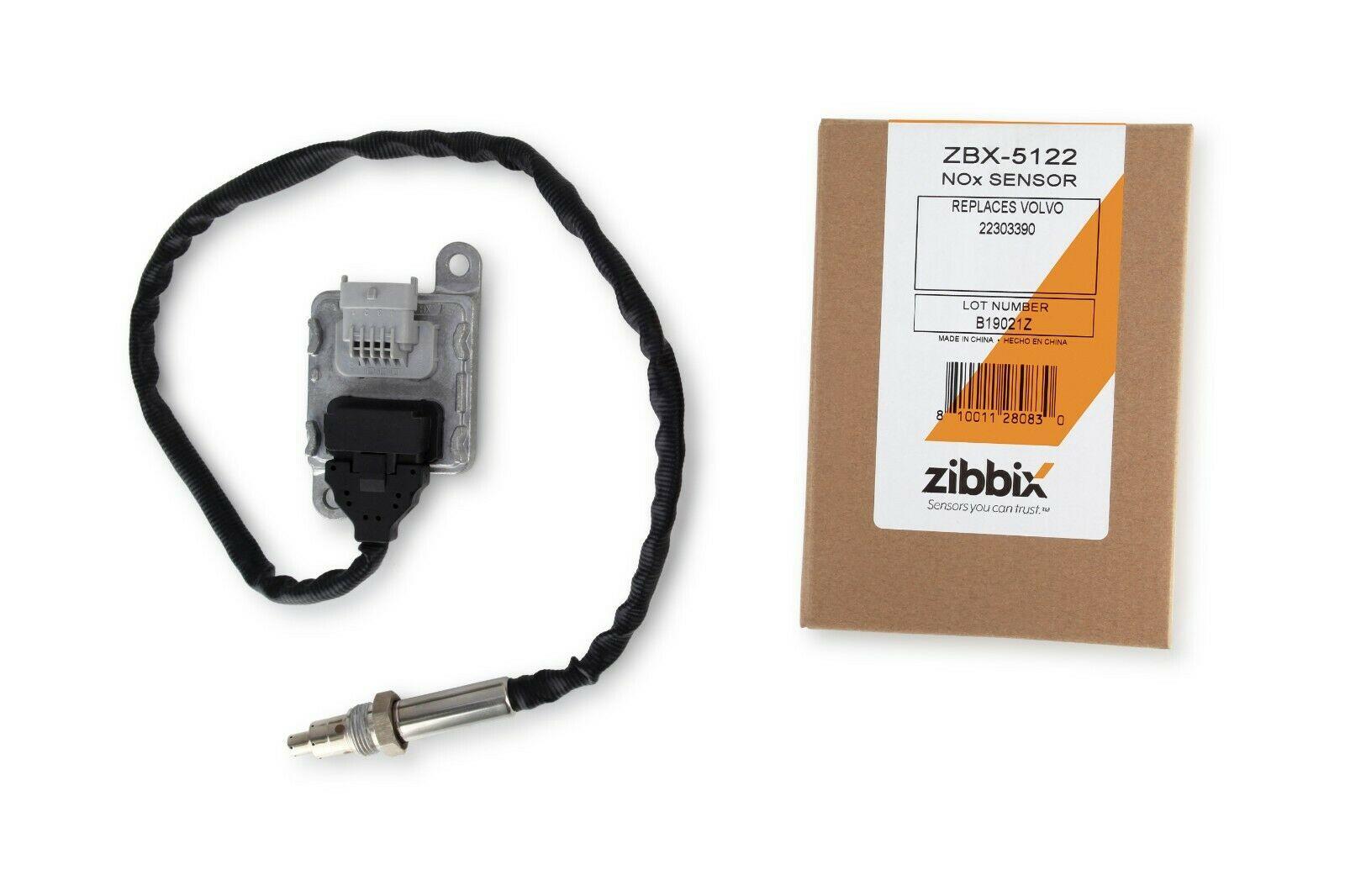 Zibbix NOx Nitrogen Oxide Sensor Inlet For VHD VNL VNM VNR D11 D13 D16  Volvo Diesel