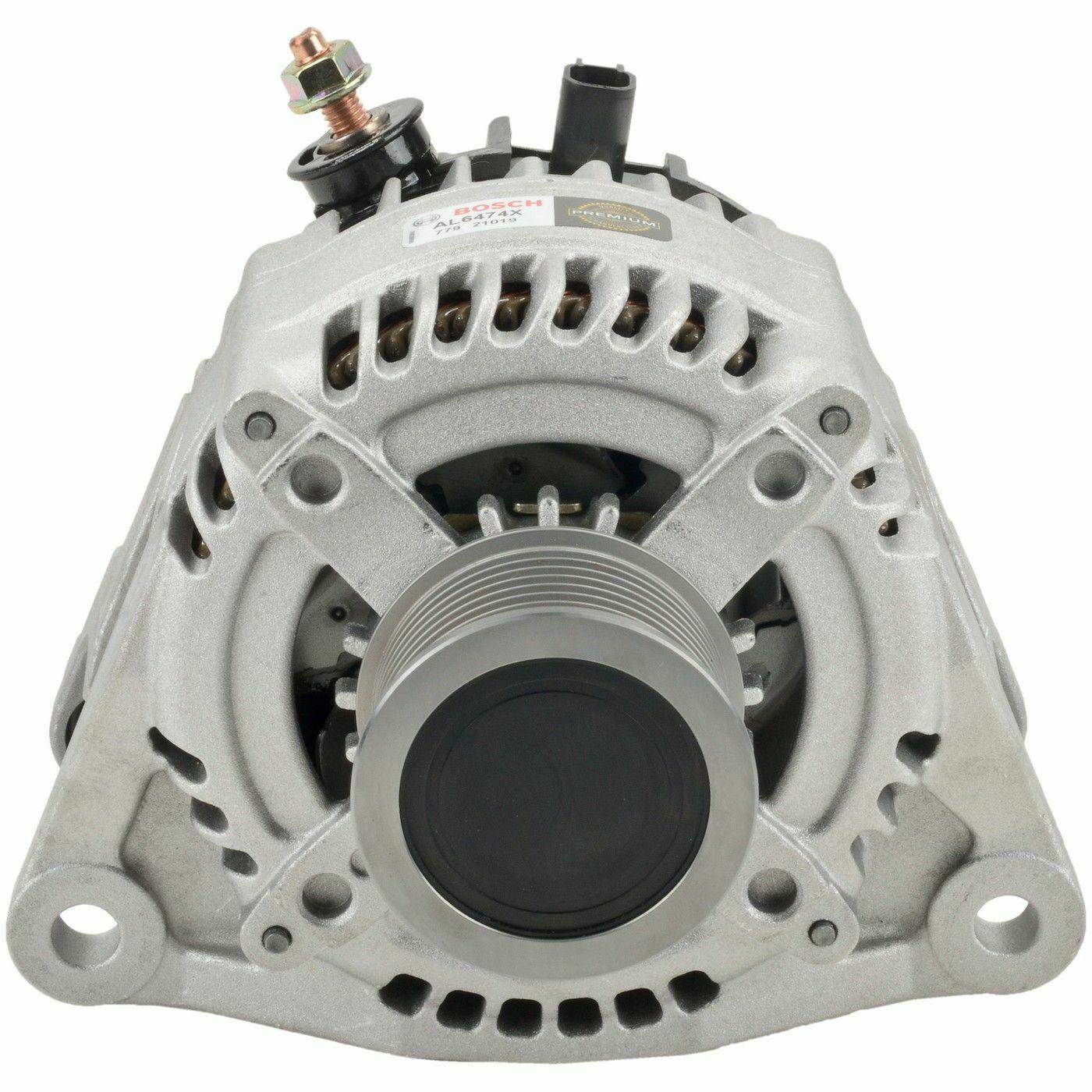 Bosch Reman Alternator for 07.5-13 6.7L Cummins 24V